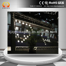 Touch foil/3d holographic projection screen